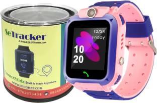 SeTracker Kids Calling & Location Tracking Watch Smartwatch