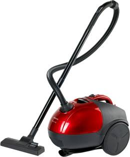 Inalsa QuickVac Dry Vacuum Cleaner with Reusable Dust Bag