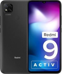 REDMI 9 Activ (Carbon Black, 128 GB)