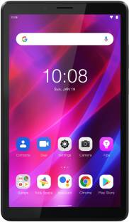 Lenovo M8 FHD (2nd Gen) 3 GB RAM 32 GB ROM 8 inch with Wi-Fi Only Tablet (Platinum Grey)