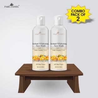 PARK DANIEL Instant Whitening - For Face Wash
