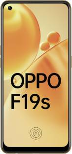 OPPO F19s (Glowing Gold, 128 GB)