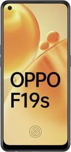 OPPO F19s (Glowing Black, 128 GB)