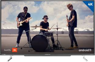 Nokia 109 cm (43 inch) Ultra HD 4K LED Smart Android TV with Sound by JBL and Powered by Harman AudioE...