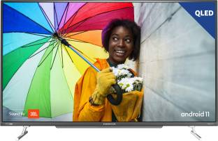 Nokia 127 cm (50 inch) Ultra HD 4K QLED Smart Android TV with Sound by JBL and Powered by Harman Audio...