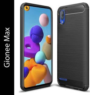 Flipkart SmartBuy Back Cover for Gionee Max