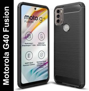 Flipkart SmartBuy Back Cover for Motorola Moto G40 Fusion