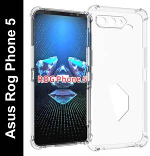 Cover Alive Back Cover for Asus Rog Phone 5