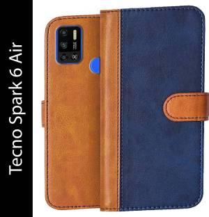 Flipkart SmartBuy Back Cover for Tecno Spark 6 Air