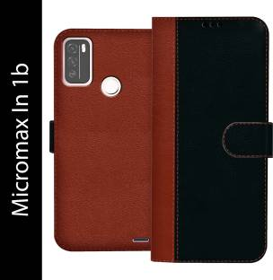 HUPSHY Flip Cover for Micromax In 1b