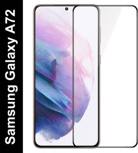 KWINE CASE Edge To Edge Tempered Glass for Samsung Galaxy A72