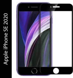 Flipkart SmartBuy Edge To Edge Tempered Glass for Apple iPhone SE 2020