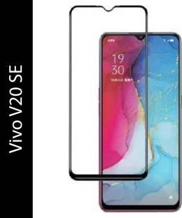 LIKEDESIGN Edge To Edge Tempered Glass for Vivo V20 SE