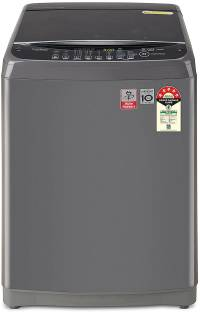 LG 9 kg Fully Automatic Top Load Black