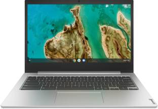 Lenovo IdeaPad 3 Chromebook Celeron Dual Core 4th Gen - (4 GB/64 GB EMMC Storage/Chrome OS) 14IGL05 Th...