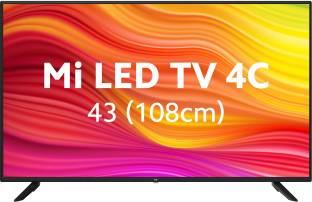 Mi 4C 108 cm (43 inch) Full HD LED Smart Android TV