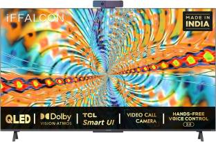iFFALCON H72 139 cm (55 inch) QLED Ultra HD (4K) Smart Android TV