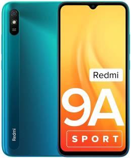 Redmi 9A Sport (Coral Green, 32 GB)
