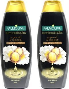 PALMOLIVE Luminous Oils Shampoo