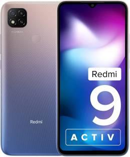 REDMI 9 Activ (Metallic Purple, 128 GB)