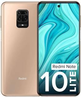 REDMI NOTE 10 LITE (Champagne Gold, 128 GB)