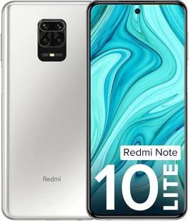 REDMI NOTE 10 LITE (Glacier White, 128 GB)