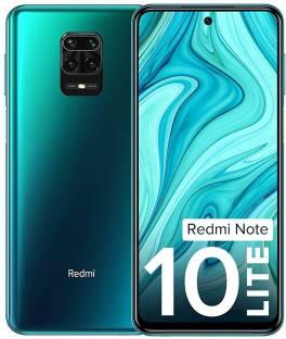 REDMI NOTE 10 LITE (Aurora Blue, 128 GB)
