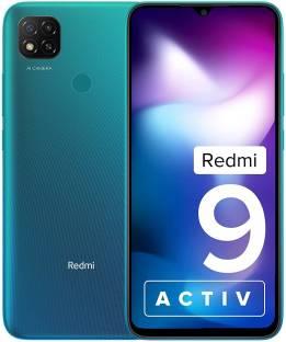 REDMI 9 Activ (Coral Green, 128 GB)