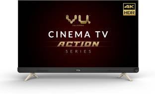 Vu 126 cm (50 inch) Ultra HD (4K) LED Smart Android TV