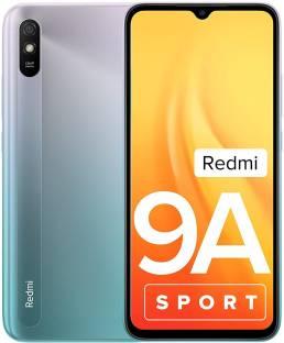 Redmi 9A Sport (Metallic Blue, 32 GB)