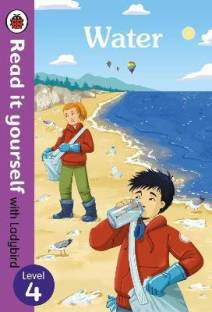 Water: Read it yourself with Ladybird Level 4
