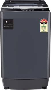 realme TechLife 6.5 kg 5 Star Rating Fabric Safe Wash Fully Automatic Top Load Grey