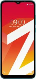 LAVA Z2C (Aqua Blue, 32 GB)