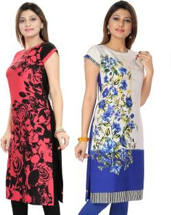Meher Impex Casual Floral Print Women's Kurti