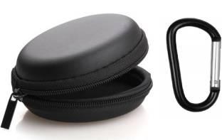 RETRACK Leather Zipper Headphone Pouch
