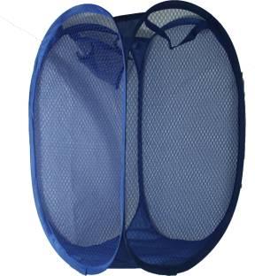 Abhilasha's Store 20 L Blue Laundry Bag