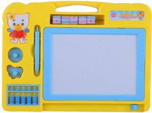 Gold Leaf Drawing Magic Slate & Writing Board 2 In 1