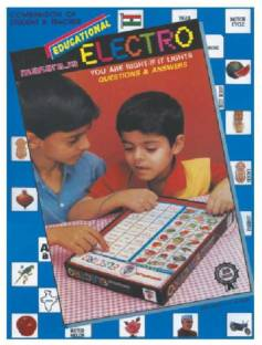 Giftoscope Electro Genx Question and Answer Game Price in