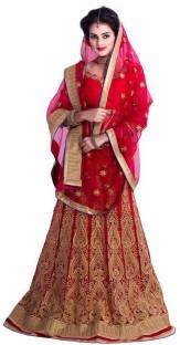 Best Lehenga Cholis Below Rs.1000 at Snapdeal, Flipkart, Amazon, Myntra, Jabong, etc. Deals, Sale and Cashback Offer