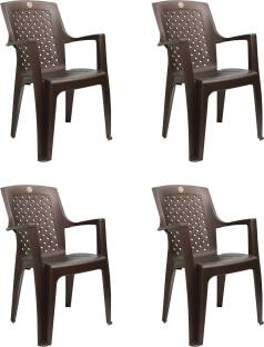 cello furniture plastic living room chair - Living Room Furniture India