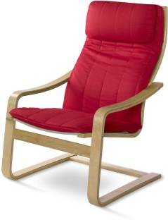 red living room chairs. @home by nilkamal occasional solid wood living room chair red chairs