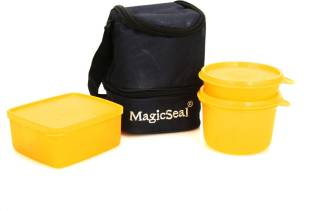 Polyset Magic Seal Marc 3 Containers Lunch Box