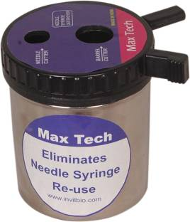 Maxtech-M Manual Cutter SS Medical Needle