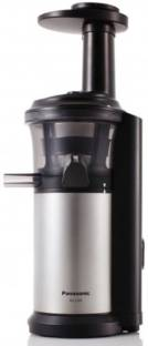 Panasonic MJ-L500 150 W Juicer (2 Jars, Silver)