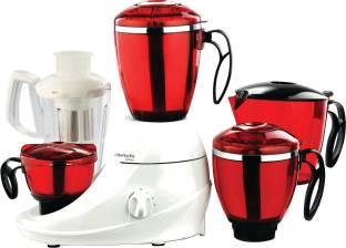 Butterfly Desire 4 746 W Juicer Mixer Grinder (4 Jars)