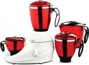 Butterfly Desire 4 Jars 1 Hp 745 W Mixer Grinder (4 Jars, Red)