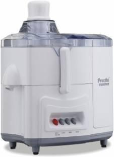 Preethi Essence CJ 101 Juicer 600 W Juicer (1 Jar, White)