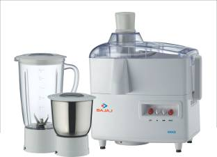 BAJAJ Amaze Juicer Mixer Grinder 450 W Juicer Mixer Grinder (2 Jars)