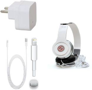 Kart4smart Wall Charger Accessory Combo Apple Iphone 5s