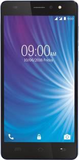 LAVA X50 4G (Blue Silver, 8 GB)